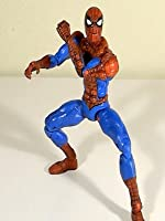 Marvel Legends Snapshot SPIDER-MAN Review (Romita style) Spider-Man line Series 10