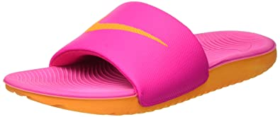 4dff15954838 Nike Women s Kawa Slide Beach   Pool Shoes  Amazon.co.uk  Shoes   Bags