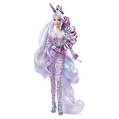 Barbie Unicorn Goddess Doll: Toys & Games