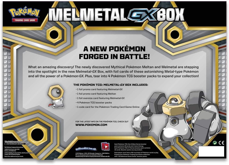 Pokemon Trading Card Game MelMetal GX Box Sealed Free Shipping