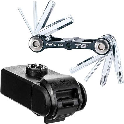 Amazon.com : Topeak Ninja Toolbol T8 Multitool, Adult Unisex ...