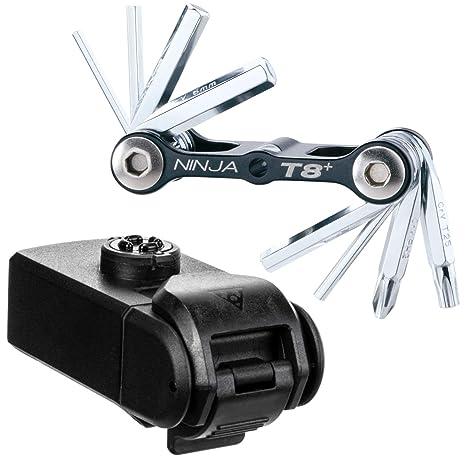 Topeak Ninja toolbol T8 Multiherramientas, Adultos Unisex ...