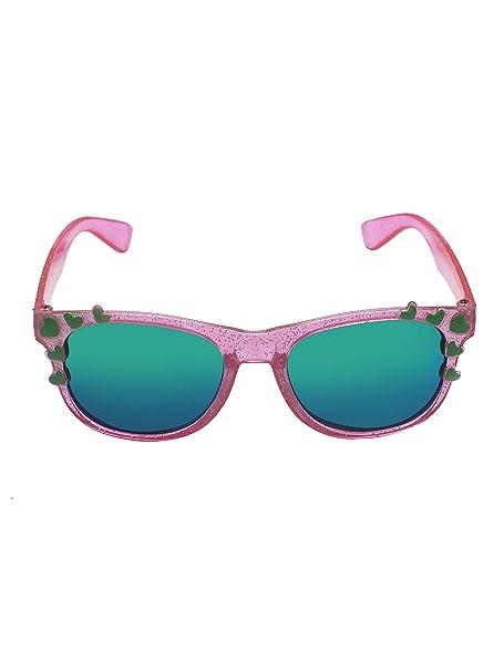 73cd732cfbf Stol n Kids Pink Glitter Wayfarer Sunglasses  Amazon.in  Clothing    Accessories