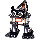 SUNFOUNDER Arduino Robotics Kit, 4-DOF Dancing Sloth Programmable DIY Robot Kit for Kids and Adults with Tutorial