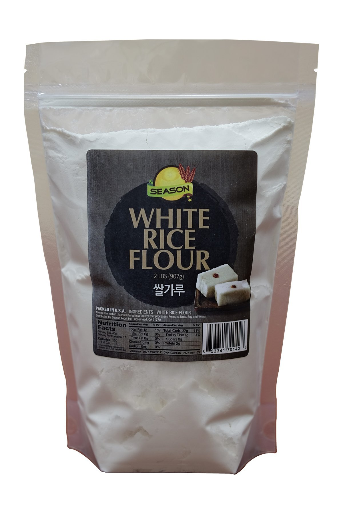 Season White Rice Flour, 2-Pound