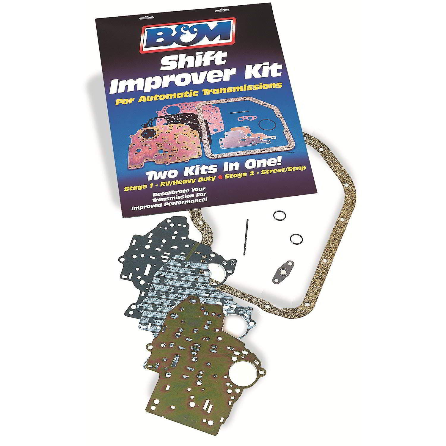 B/&M 40266 Shift Improver Kit for Automatic Transmissions