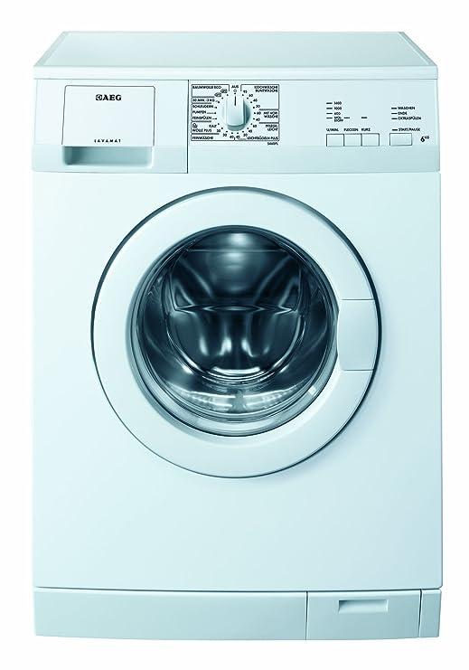 AEG L5460FL Independiente 6kg 1400RPM A++ Color blanco Front-load ...