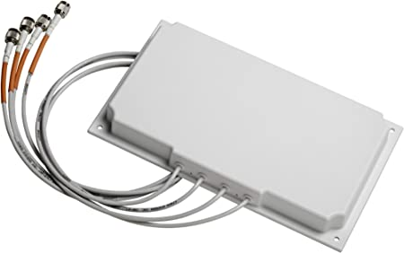 Cisco AIR-ANT2566P4W-R=- Panel de 4 Puertos MIMO con Antena ...