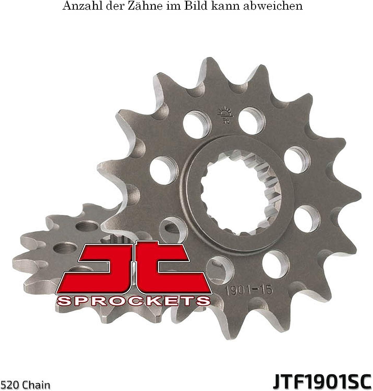 Ritzel 16 Z/ähne f/ür RR 390 EFI Enduro Racing Baujahr 2016-2017 von jtSprockets