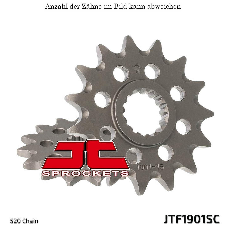 Ritzel 13 Z/ähne f/ür FC 450 Baujahr 2014-2017 von jtSprockets