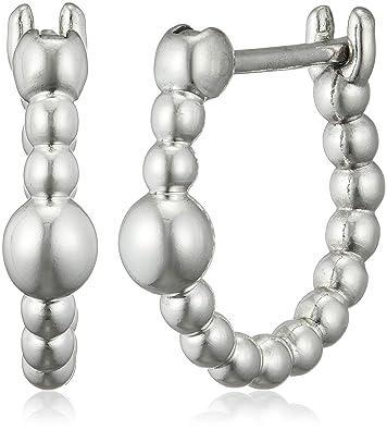 e28a480236517 Pandora String of Beads Hoop Earrings 297532