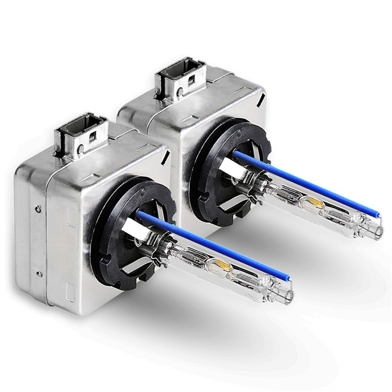 SOCAL-LED 2x D1S HID Bombillas Reemplazo directo del faro de xen/ón OEM de 35W CA 4300K OEM blanco