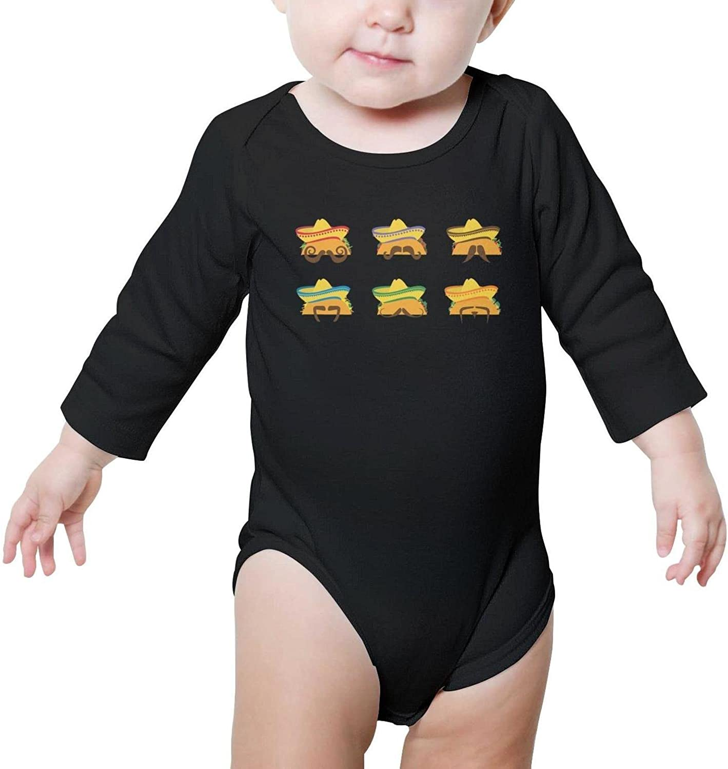 SHUOCDAH Giraffe You Make Me Smile Baby Boys Girls Cool Baby Onesies