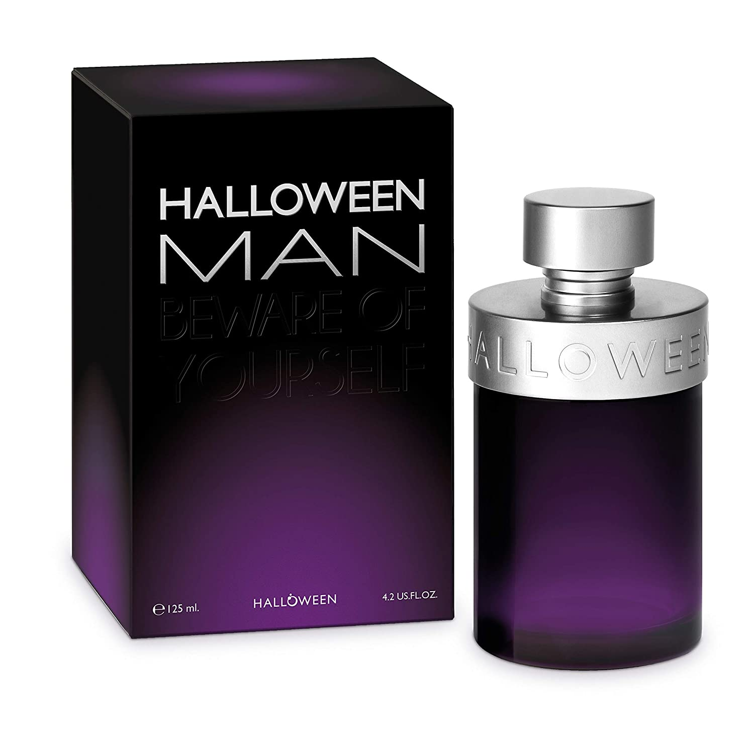 J. Del Pozo Halloween Man Eau de Toilette Spray for Men, 4.2 Ounce
