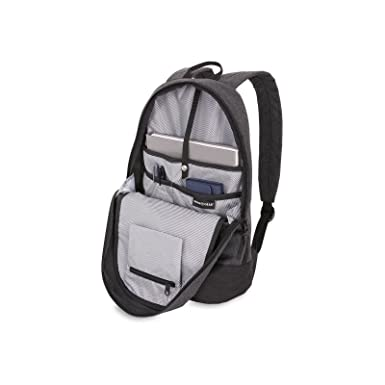 6d9ea1d88 SwissGear Getaway Collection Daypack Backpack: Amazon.co.uk: Clothing