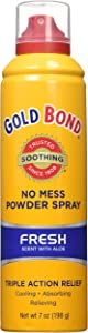 Gold Bond Fresh Powder Sp Size 7oz, Pack of 4