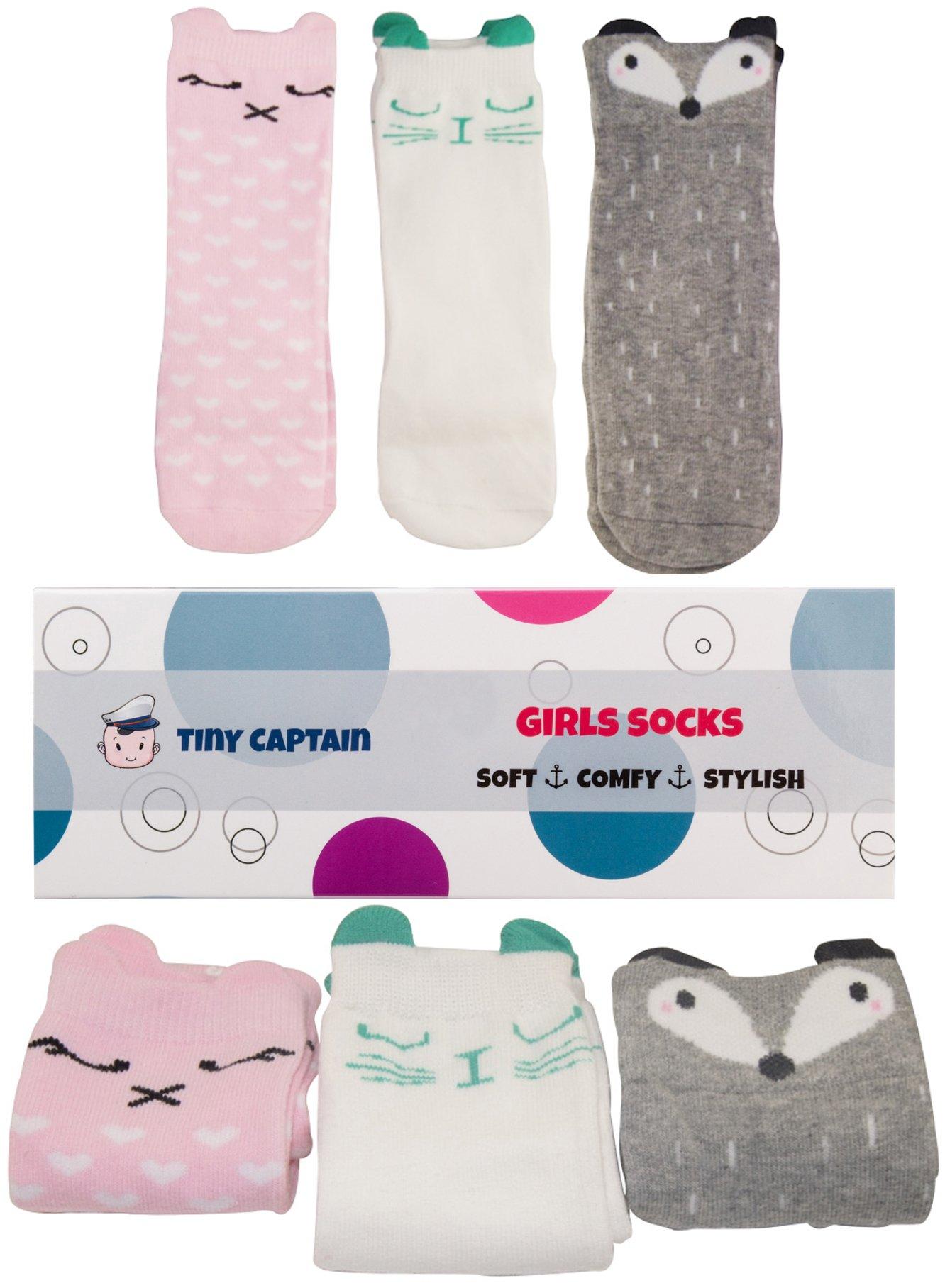 Amazon Baby Socks For Toddler Girls Best 1 Year Old Girl Sock