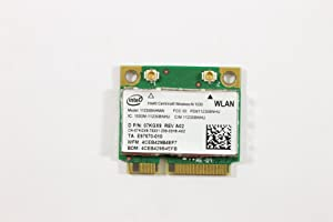 Dell Mini PCI Express Half Height 7KGX9 WLAN WiFi 802.11n Wireless Card Inspiron N7110