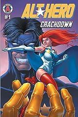 Alt-Hero #1: Crackdown (Alt★hero) Paperback