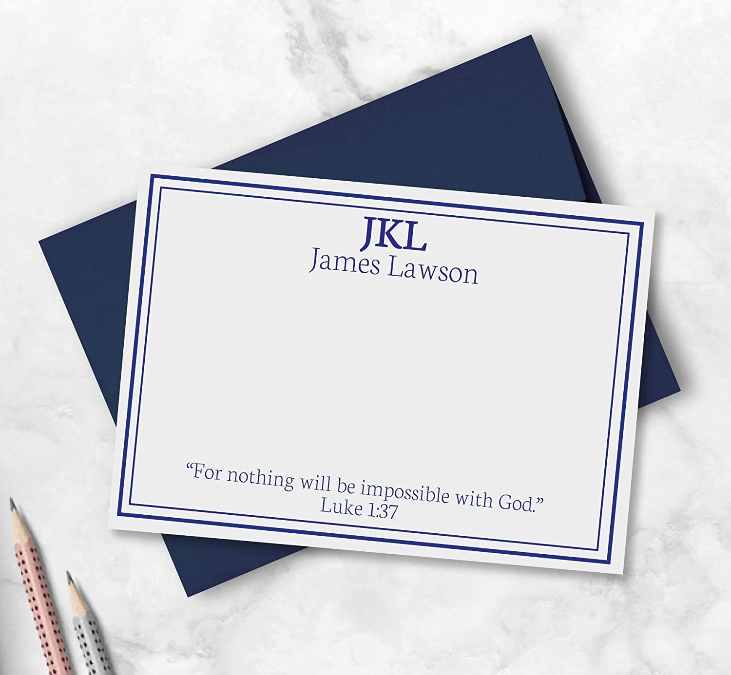 Double-Sided Thank you Cards 4.25\u201d x 5.5\u201d Kids Notecards Fireman Note Cards Set of Personalized Note Cards Children Stationery