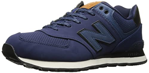 new balance uomo blu navy