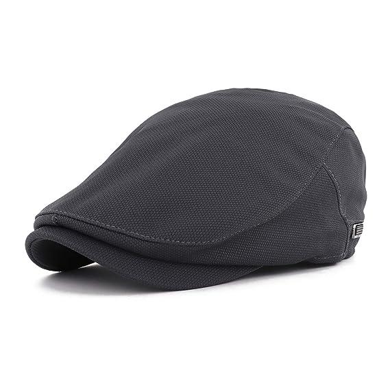Schiebermütze Herren Damen Flatcap Gatsby Mütze Cap Kappe Schirmmütze Kappe