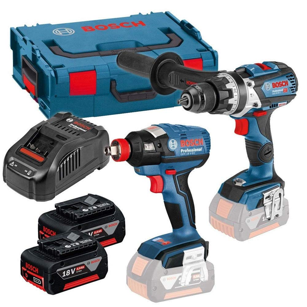Bosch 06019G5274 Twin Pack 18 V
