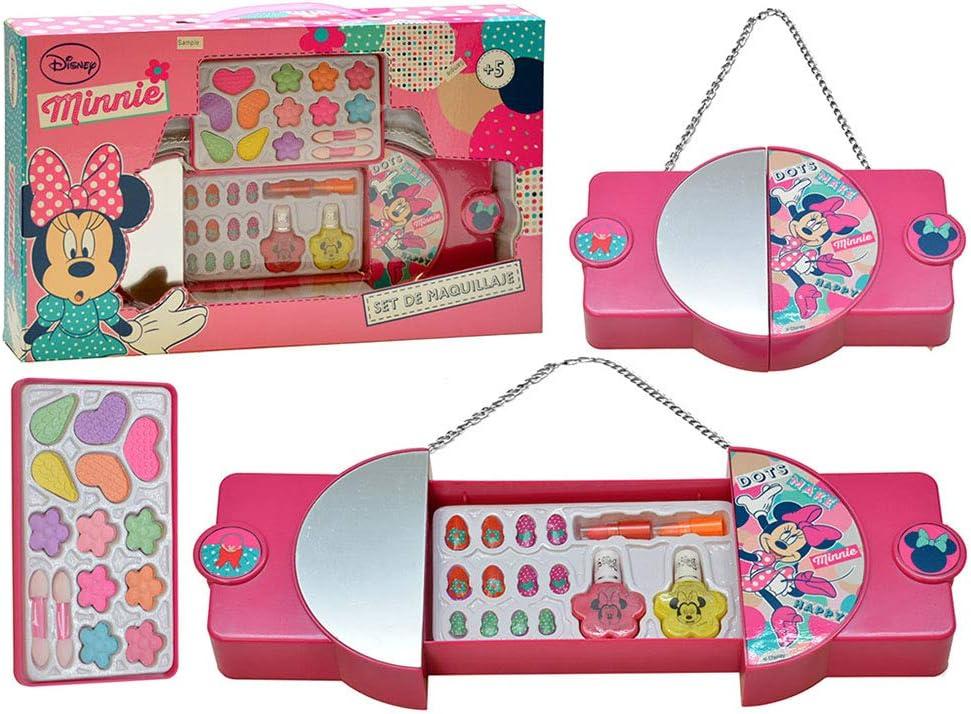 Set DE Maquillaje Minnie Mouse: Amazon.es: Juguetes y juegos