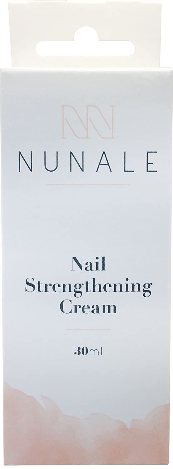 Nu Nale-Cream Nail Strengthener - 30 ml Lab Facilities LF001A