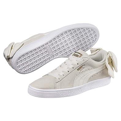 the latest d79d8 76d1b Puma Chaussures de Sport Femme à Arc en Daim Beige 36677902 35.5 EU