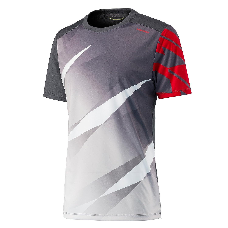 Head Vision Graphic Camiseta de Tenis, Niños: Amazon.es: Ropa y ...