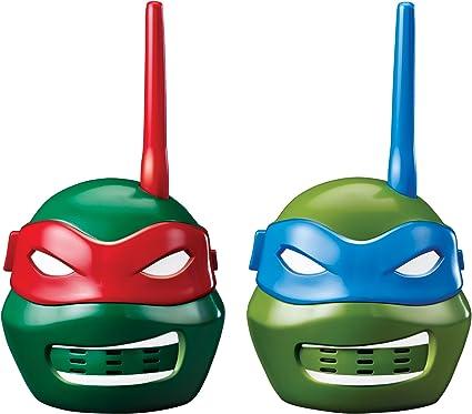 Amazon.com: Teenage Mutant Ninja Turtles Walkie Talkie ...