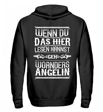 Angeln Sweatshirt Kapuzenpullover T-shirt Damen Herren Kinder