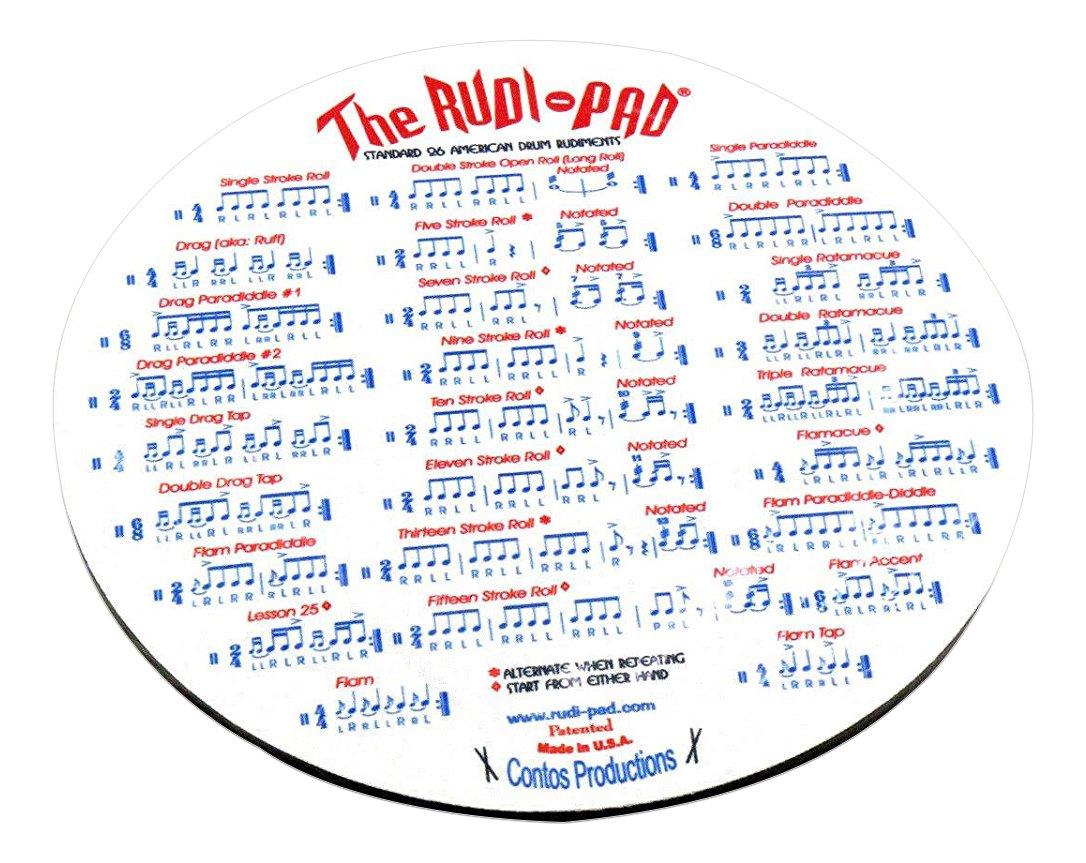 Rudi-Pad RP1 Rudi‑Pad Drum Practice Pad