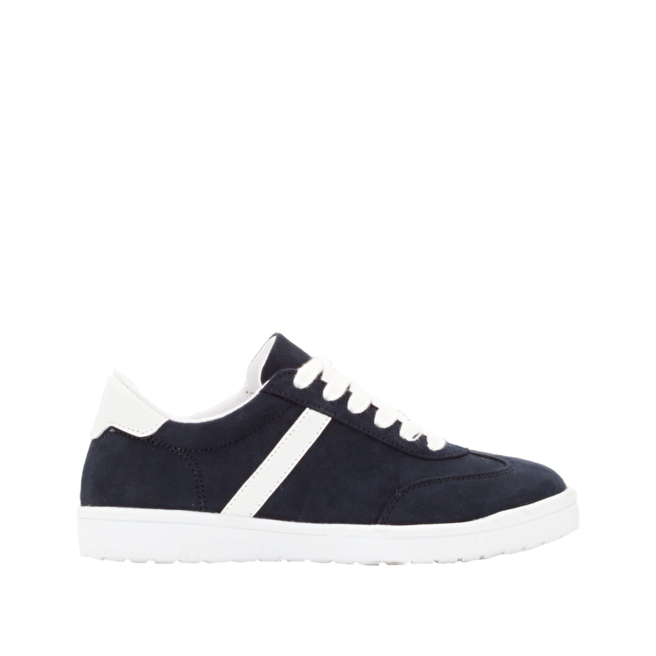 La Redoute Collections Big Boys Trainers, Sizes 26-40 Blue Size 32