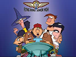 Flying Rhino Junior High Season 1
