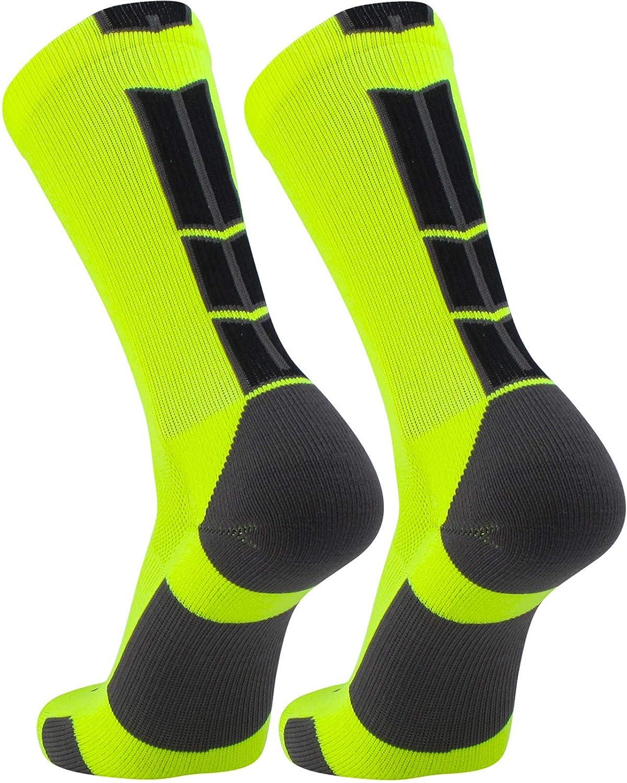 TCK Oklahoma Sooners Socks Baseline 3.0 Crew
