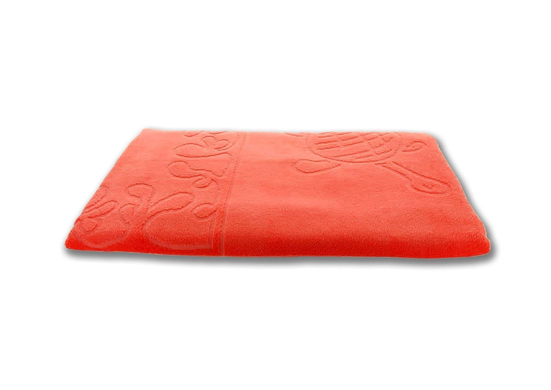 So My Home XXL velour Sail beach towel in 100/% cotton 380g//m2-100x200cm