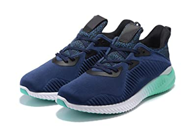 67a0802e8d1db7 MAX AIR Sports Running Shoes 8825 Navy Green  Buy Online at Low Prices in  India - Amazon.in