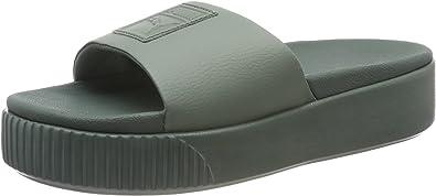 PUMA Platform Slide Womens Sandals