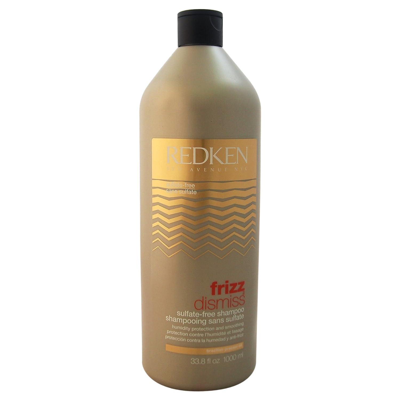 Frizz Dismiss Shampoo by Redken for Unisex - 33.8 oz Shampoo 59081