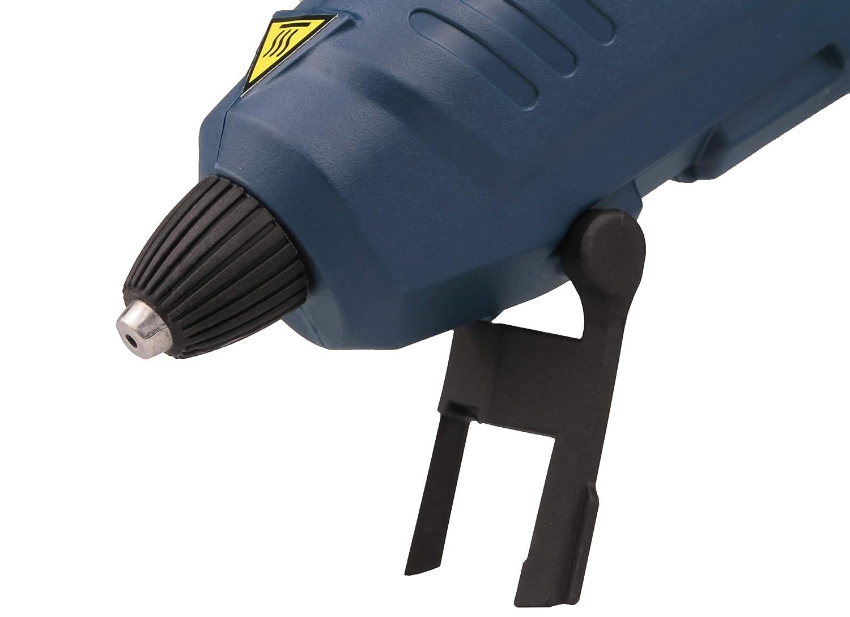 FERM Pistolet /à colle /électrique lIvr/é avec 4 b/âtons de colle. 75W ⌀ 11.2mm