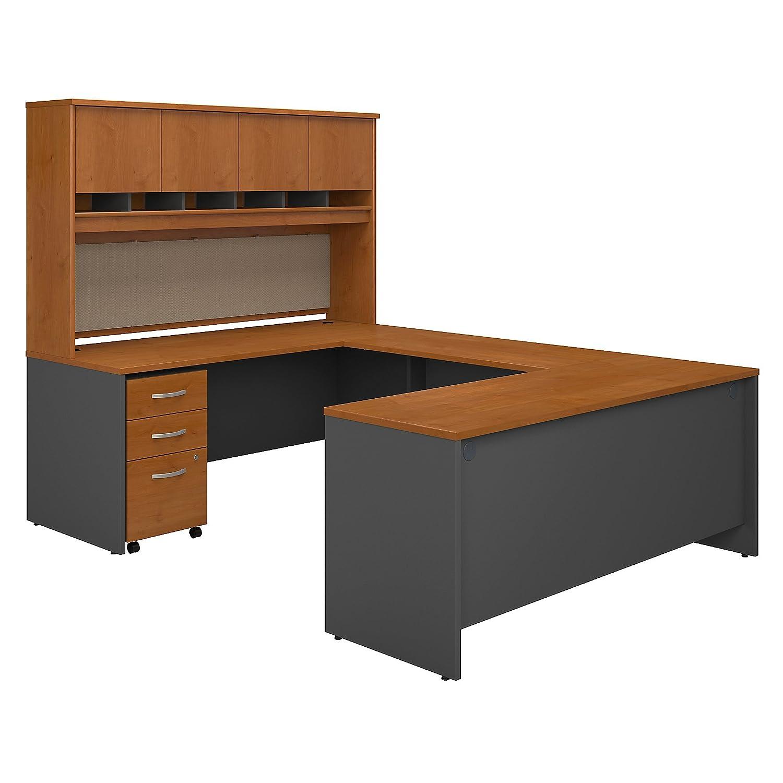 Computer Hutch Desks With Doors