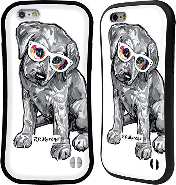 Dogs Playing D and D iphone case