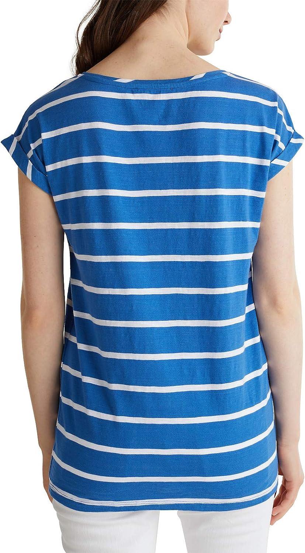 Esprit Maternity SS AOP T-Shirt Premaman Donna