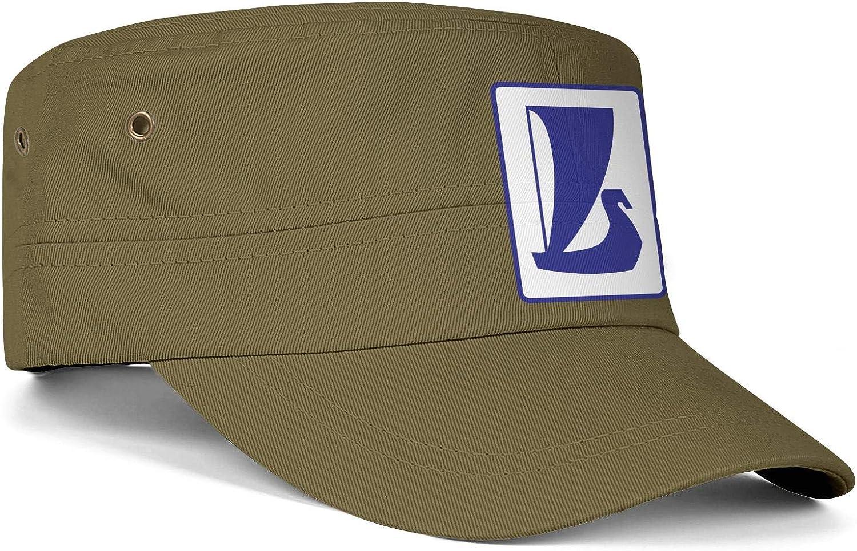QFPMZJUIE VAZ Logo Mens Woens Hats Snapback Military Cap Army Hat Funny Caps
