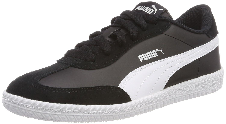 Puma Astro Cup SL, Scarpe da Ginnastica Basse Unisex – Adulto Nero (Puma nero-puma bianca 01) | Design affascinante  | Scolaro/Ragazze Scarpa