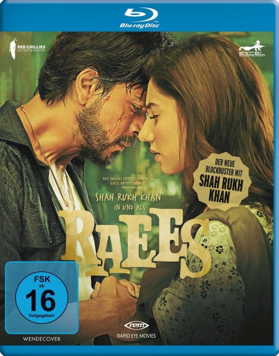 Raees (2017) Hindi 720p HEVC BluRay x265 ESubs [650MB] Full Bollywood Movie