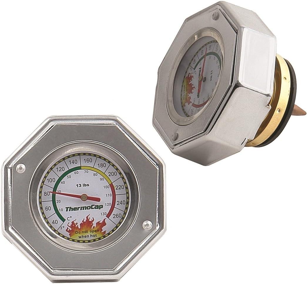 Gasket 2470S  Domestic ThermoCap 13 PSI-SLVR Mr