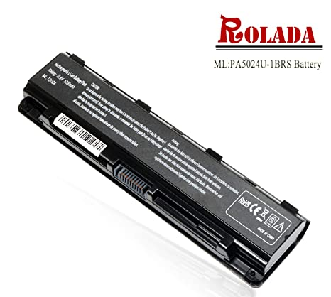 PABAS260 New Laptop Battery for Toshiba Satellite C55 C55Dt C55-A5300 C55Dt-A5241 C55t